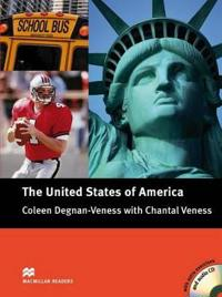 Macmillan Cultural Readers: The United States of America with CD Pre-intermediate Level