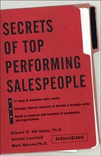 Secrets of Top-Performing Sales People