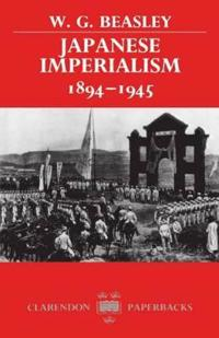 Japanese Imperialism, 1894-1945