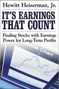 It's Earnings That Count