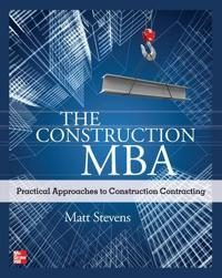 The Construction MBA