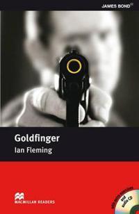 Macmillan Reader Level 5 Goldfinger Intermediate Reader (B1+)