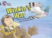 Winkies war - band 05 green/band 16 sapphire