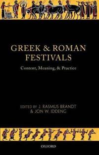 Greek and Roman Festivals