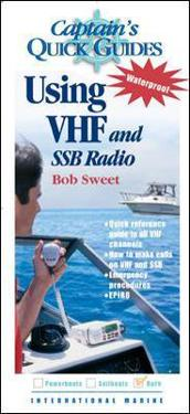 Using VHF and SSB Radio