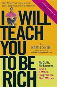 I will teach you to be rich - no guilt, no excuses - just a 6-week programm