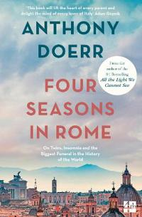Four seasons in rome - on twins, insomnia and the biggest funeral in the hi