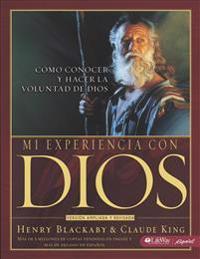 Mi Experiencia con Dios /Experiencing God Member Book