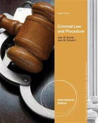 Criminal Law and Procedure, International Edition