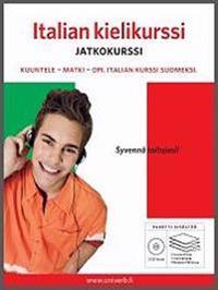 Italian kielikurssi, Jatkokurssi