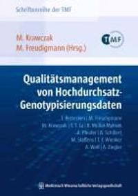 Qualitätsmanagement von Hochdurchsatz-Genotypisierungsdaten