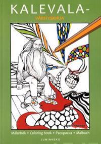 Kalevala-värityskirja