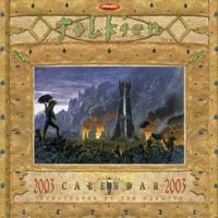 Tolkien calendar 2003. The Two Towers