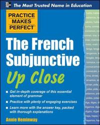The French Subjunctive Up Close