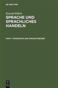 Sprache Und Sprachliches Handeln