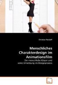 Menschliches Charakterdesign Im Animationsfilm