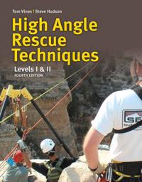 High-Angle Rope Rescue Techniques