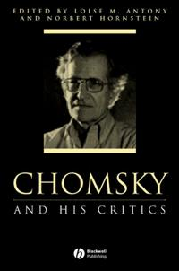 Chomsky and His Critics