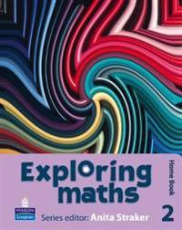 Exploring maths: tier 2 home book