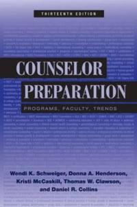 Counselor Preparation