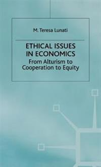 Ethical Issues in Economics