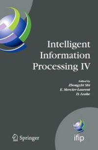 Intelligent Information Processing IV