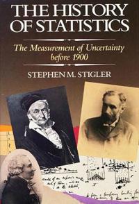 The History of Statistics
