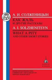 A. I. Solzhenitsyn