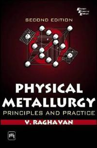 Physical metallurgy - principles and practice