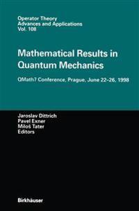 basic mathematics for quantum mechanics pdf