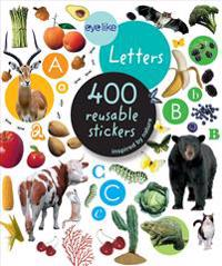 Eyelike Stickers Letters