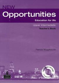 Opportunities Global Upper-Intermediate Teachers Book Pack NE