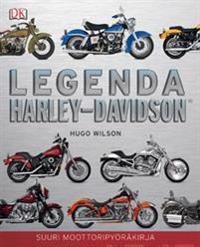 Legenda Harley Davidson