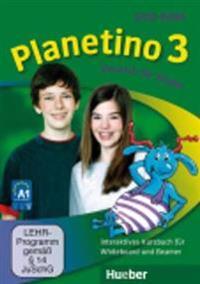 Planetino Interaktives Kursbuch für Whiteboard und Beamer