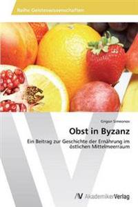Obst in Byzanz