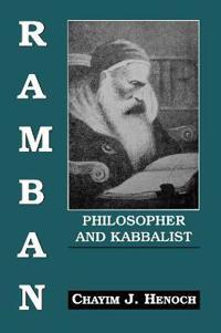 Ramban: Philosopher and Kabbalist
