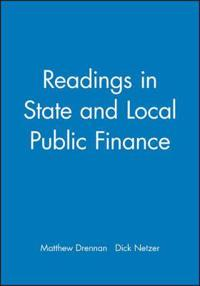 Readings in State & Local Public Finance