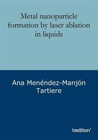 Metal Nanoparticle Formation by Laser Ablation in Liquids