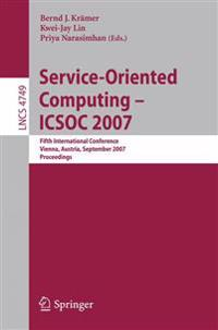 Service-Oriented Computing - ICSOC 2007