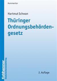 Thuringer Ordnungsbehordengesetz