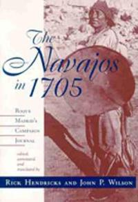 The Navajos in 1705