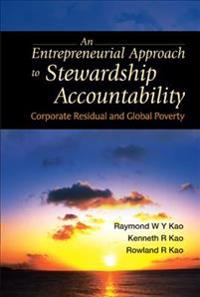 An Entrepreneurial Approach To Stewardship Accountability