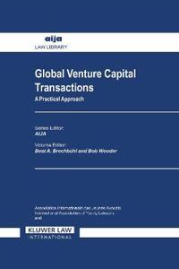 Global Venture Capital Transactions