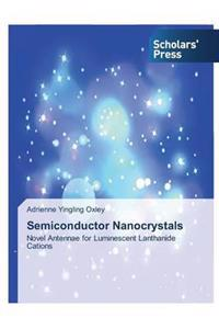 Semiconductor Nanocrystals