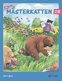 Mästerkatten 2B Grundbok