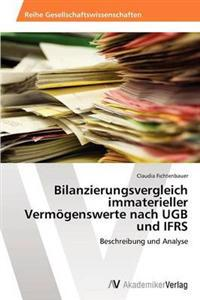 Bilanzierungsvergleich Immaterieller Vermogenswerte Nach Ugb Und Ifrs