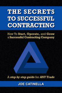The Secrets to Successful Contracting