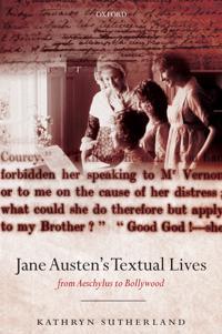 Jane Austen's Textual Lives