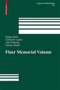 Floer Memorial Volume