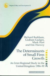 Determinants of Small Firm Growth